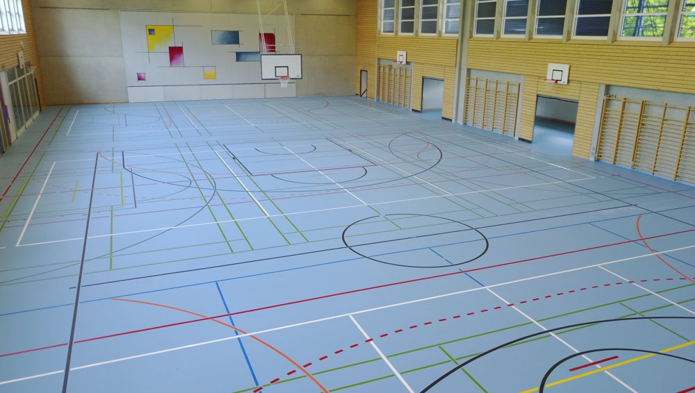 Sporthalle Flums